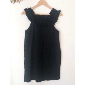 Madewell | Knitted Neckline Shift Dress Size 4